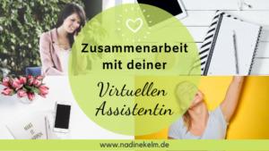 Read more about the article Wie funktioniert die Zusammenarbeit mit einer Virtuellen Assistenz?