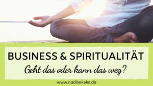Read more about the article Business und Spiritualität