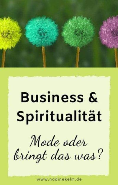 Business & Spiritualität Nadine Kelm - Pinterest (1)